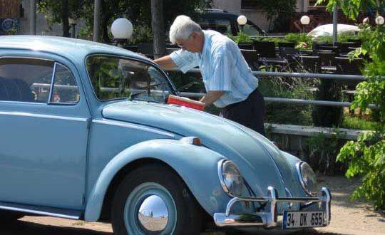 10. ordu vosvos Şenliği - volkswagen kaplumbağa otomobil derneği