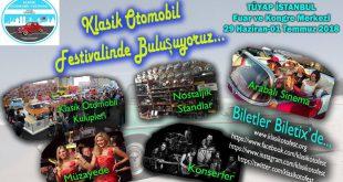 Klasik Otomobil Festivali